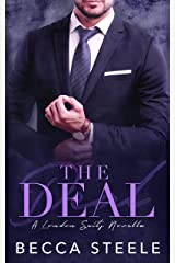 The Deal: A Fake Relationship / Friends to Lovers Office Romance (London Suits Book 1) Kindle Edition