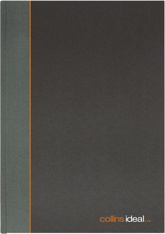 Collins Ideal A5 Double Cash Manuscript Book 192 Pages