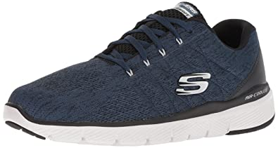 Skechers Flex Advantage 3.0- Jection, Scarpe Sportive Indoor Uomo