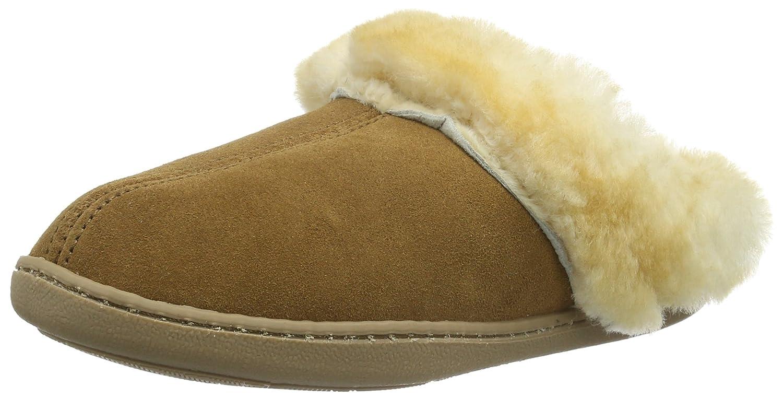 Minnetonka Damen Sheepskin Mule Pantoffeln Beige (Tantan) (Tantan) Beige d4c94c