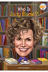 Who Is Judy Blume? (Who Was?) Paperback
