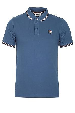 Fila Vintage Matcho Polo Shirt | True Navy: Amazon.es: Ropa y ...