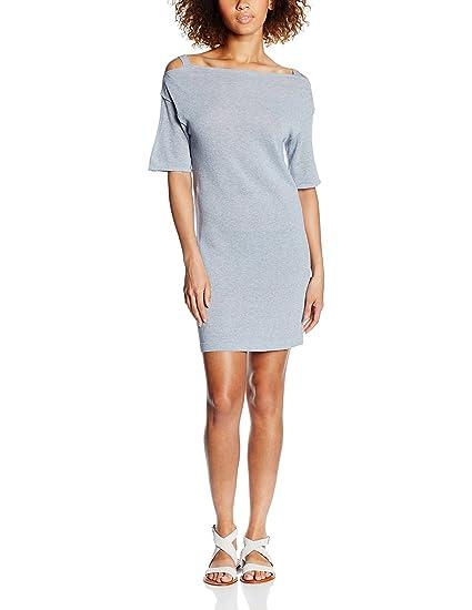 Womens AUS Seidigem Material Short Sleeve Dress Esprit Buy Cheap Websites Discount Low Cost GVrtMb2