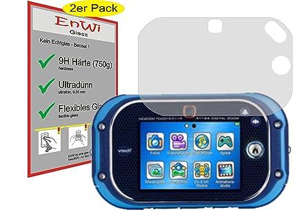 6x Displayschutzfolie Vtech Kidizoom Touch Schutzfolie Klar Folie Displayfolie