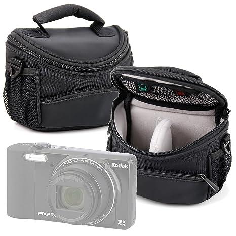 DURAGADGET Funda/Bolsa Protectora para cámara Kodak Pixpro FZ151 ...