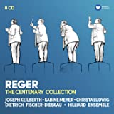 Reger: The Centenary Collection (Coffret 8 CD)