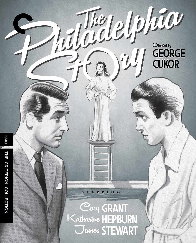 Amazon.com: The Philadelphia Story (The Criterion Collection) [Blu ...