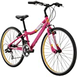 "Diamondback Bicycles Clarity 24 Kid's Pavement Bike, 24"" Wheels, Pink"