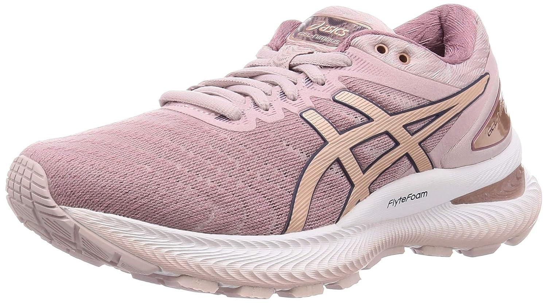 ASICS Gel- Nimbus 22 - Watershed Rose/Rose Gold: Amazon.in: Shoes & Handbags