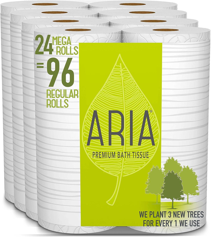 Hypoallergenic Toilet Paper - Aria