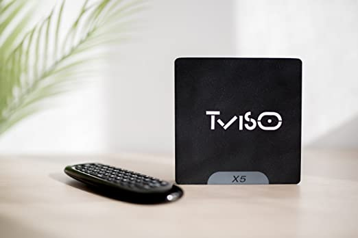TvisoTV - Windows TV Box, Streaming Media Player, Smart TV Box (HD ...