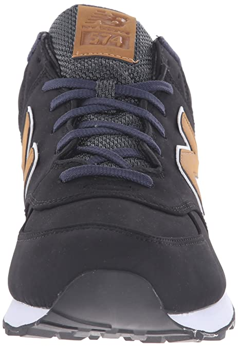 super popular a7963 37525 Amazon.com | New Balance Men's ML574 Lux Pack Sneaker | Road ...