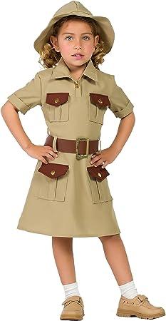 Disfraz Exploradora 10-12: Amazon.es: Juguetes y juegos