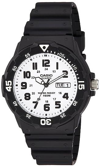 c494a92773b6 Casio Reloj de Pulsera MRW-200H-7  Amazon.es  Relojes