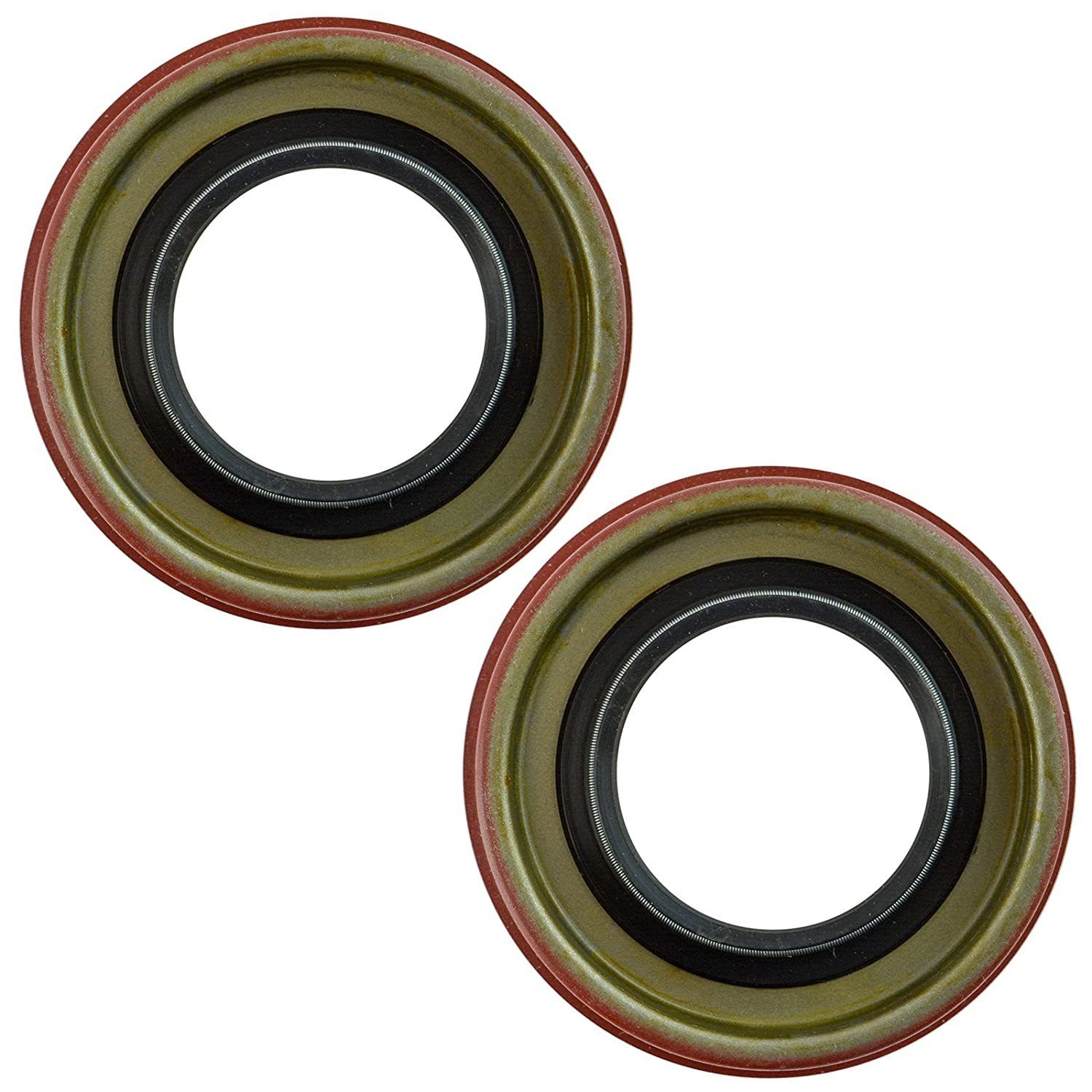 Rear Axle Wheel Seal Driver /& Passenger Side Pair for Ford F150 9.75 RG