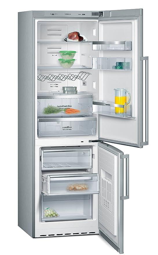 Siemens KG36NH70 congeladora - Frigorífico (Independiente, Acero ...