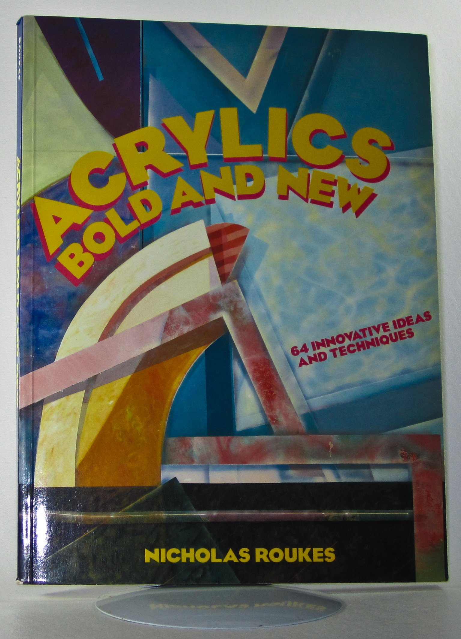 Acrylics Bold and New