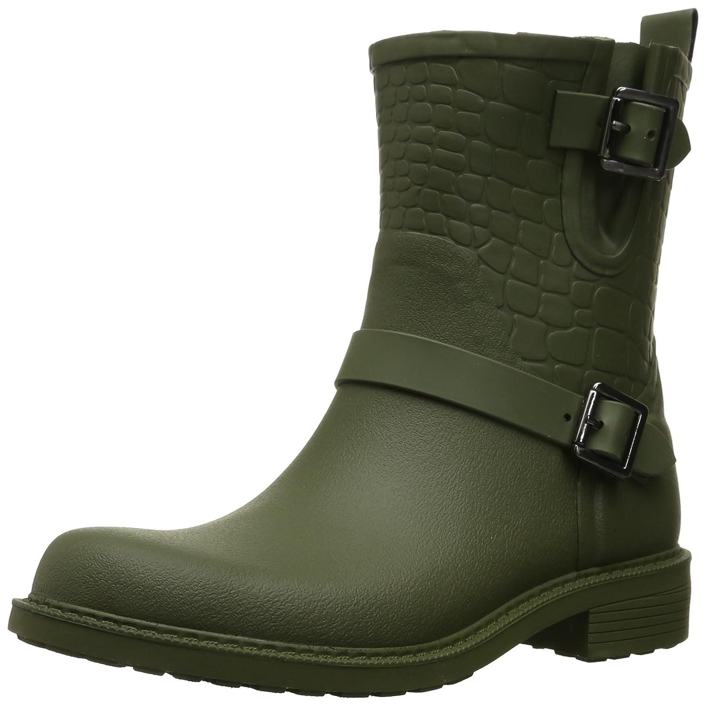 Sam Edelman Women's Keigan Rain Shoe B01EWMAZF6 7 B(M) US|Forest Green