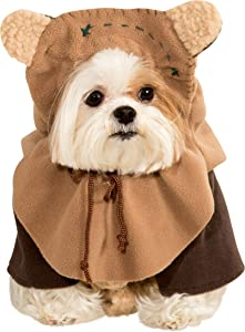 Rubie's Star Wars Ewok Pet Costume