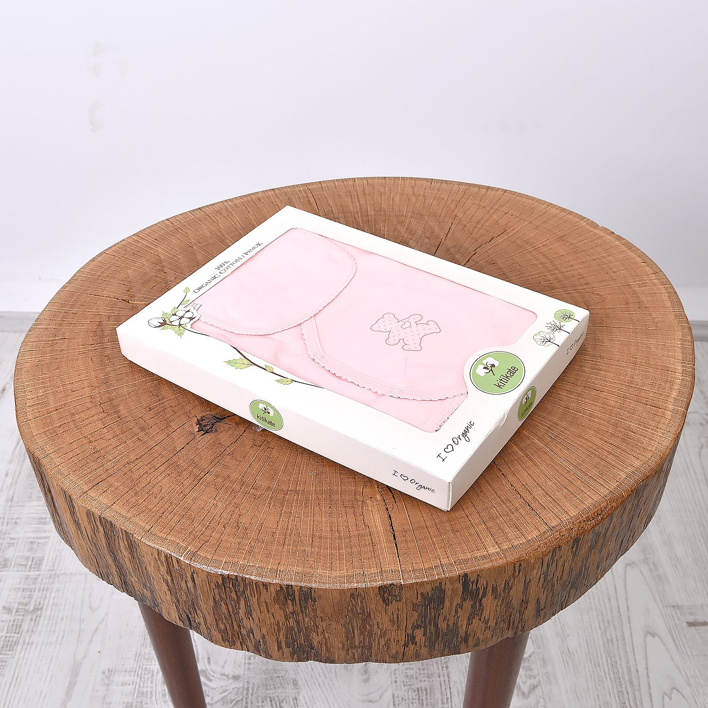 V/êtements B/éb/é 5 Pi/èces Organic Sevira Kids Coffret Trousseau de Naissance en 100/% Coton Bio