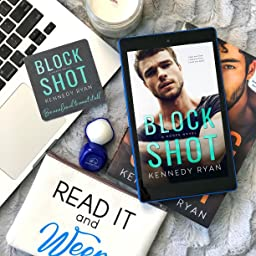 bf7ec62f220 Block Shot (HOOPS Book 2) - Kindle edition by Kennedy Ryan ...