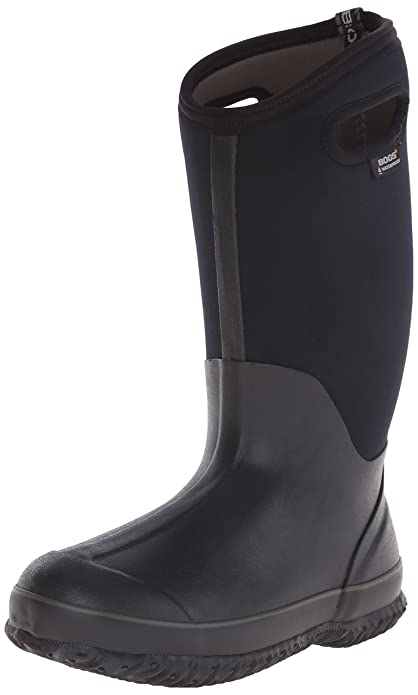 Amazon.com | Bogs Women's Classic High Wide Calf Winter Snow Boot ...