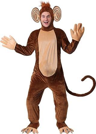 Adult Monkey Costume Kit
