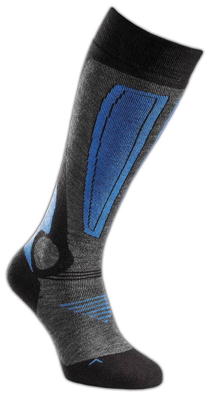 in 3 Colori e 3 Taglie Rohner Socken Calzettoni Tecnici da Sci Unisex Confezione da 2 Paia