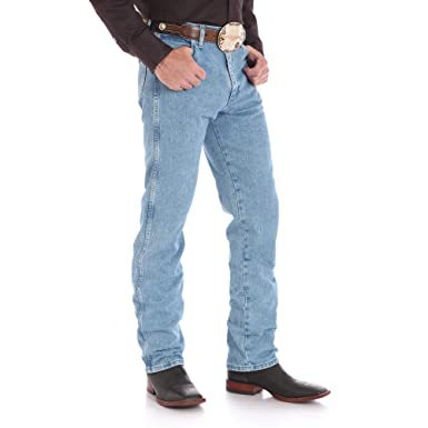 29e35e32ee7 Wrangler Men's Big   Tall Cowboy Cut Original Fit Jean at Amazon ...