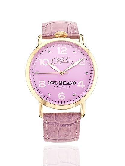 Owl Milano Reloj mujer acero Owl Color [om1-r-p-7 m]