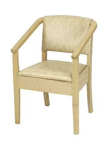 Home Chairs Direct Commode in cream: Amazon.co.uk: Kitchen