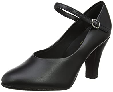 So Danca CH53 Negro Character Shoe 4 UK 7 US ssFfJQY