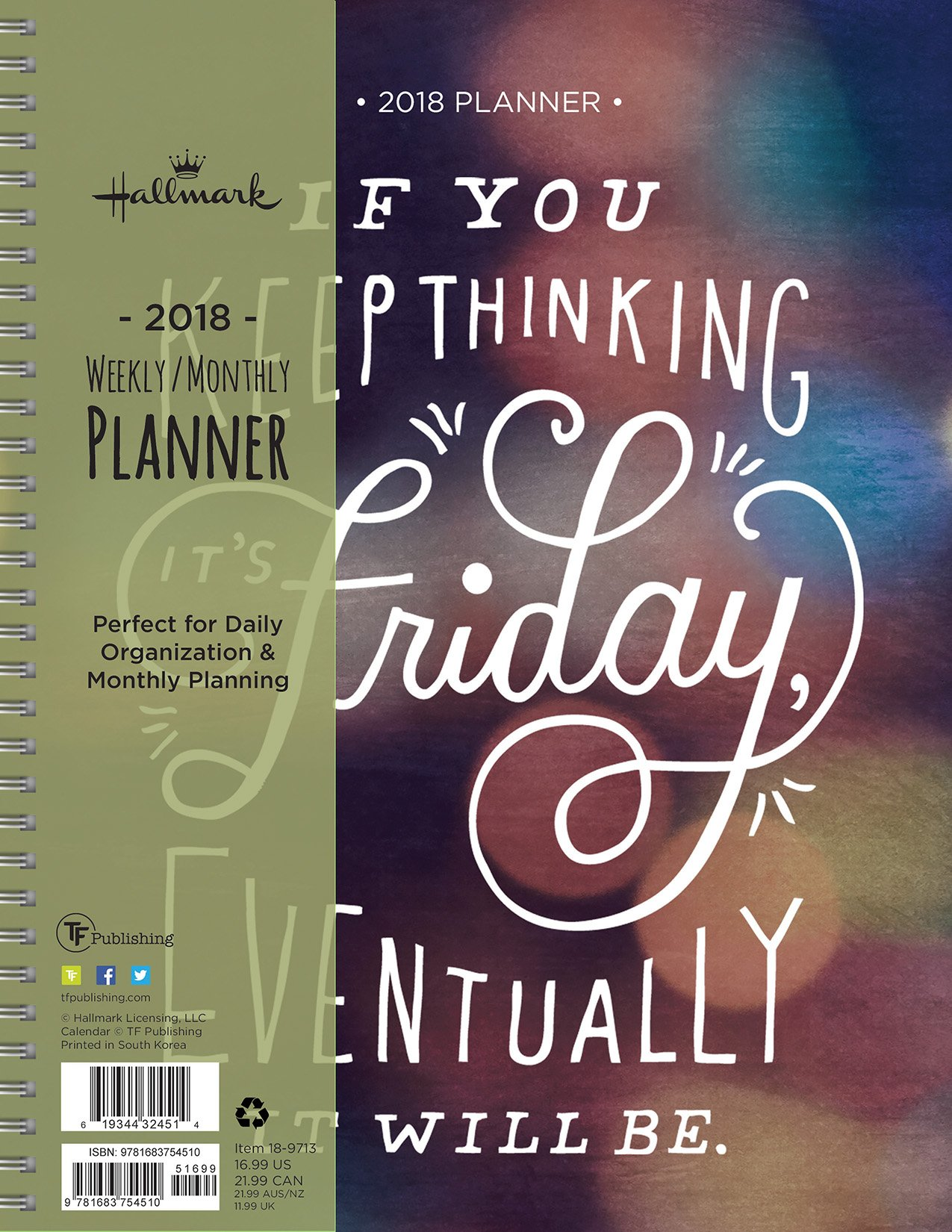 2018 abstract sketch monthly planner 16 month sept 2017 dec 2018