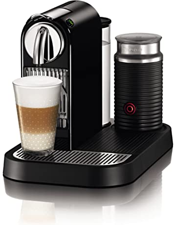 Nespresso CitiZ & Milk Espresso Machine by DeLonghi, ...