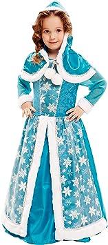 My Other Me - Disfraz de Reina de Hielo, para niños de 10-12 años ...