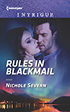 Rules in Blackmail (Harlequin Intrigue)