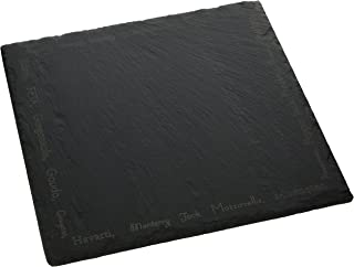 product image for JK Adams Slate Tray with Cheese Name Border