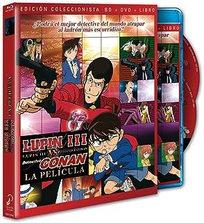 Detective Conan - El puño de Zafiro Azul [Blu-ray]: Amazon.es: Animación, Tomoka Nagaoka, Animación: Cine y Series TV