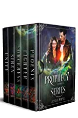 The Prophecy Series: Digital books 1-5 plus a BONUS never before read Novella! Kindle Edition