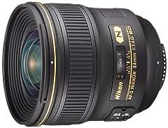 Nikon 単焦点レンズ AF-S NIKKOR 24mm f/1.4G ED