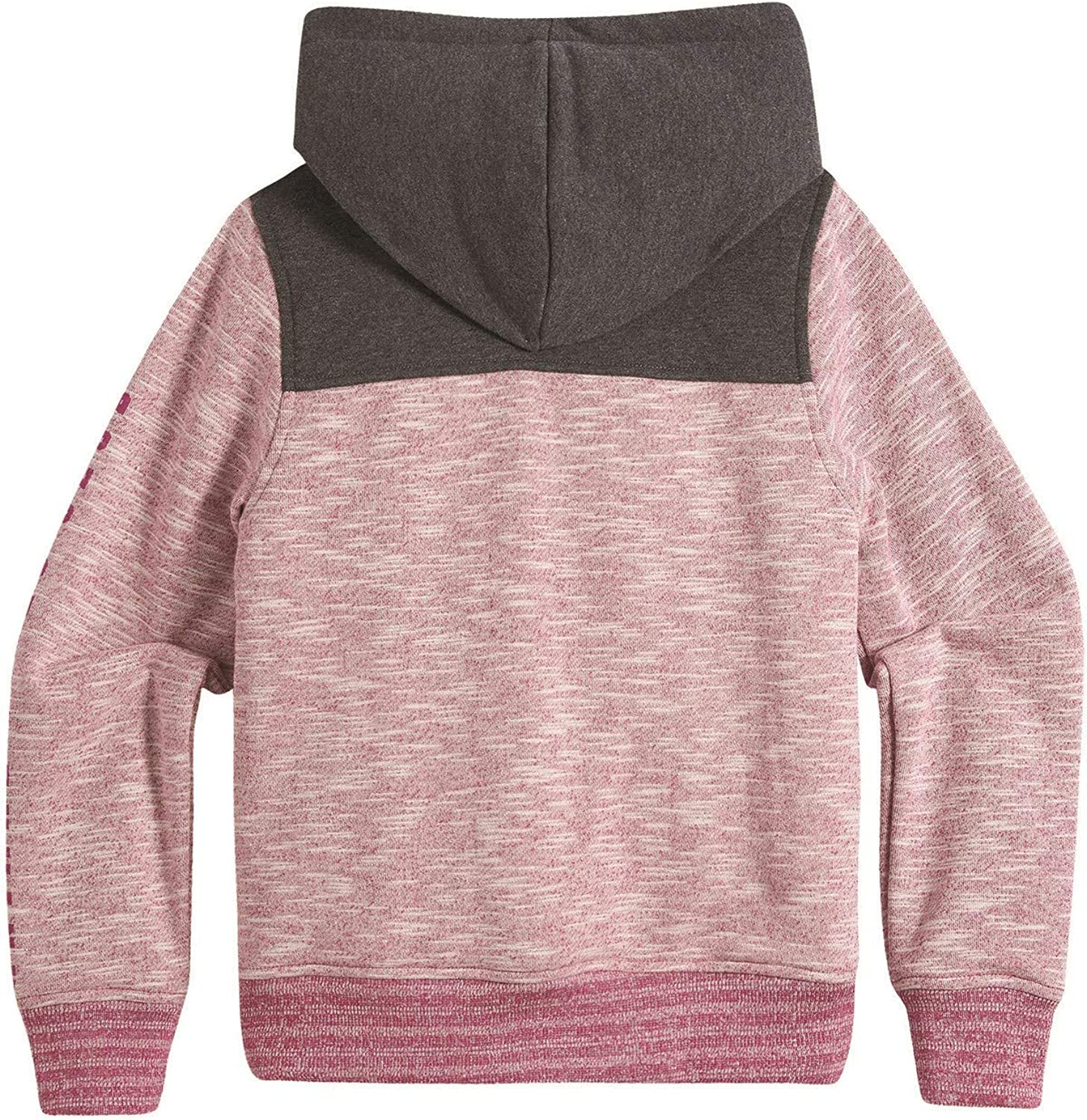 Animal Girls Teamtalk Sherpa Rosewood Pink