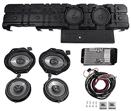 JBL Concert Edition Audio System for The 2015-18 Ford F150