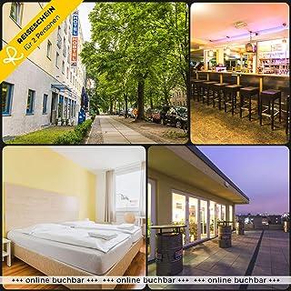 Reiseschein Buono da Viaggio – 2 Giorni in Vacanza a Berlino in A&o Berlino, Ideale Come Regalo di Viaggio