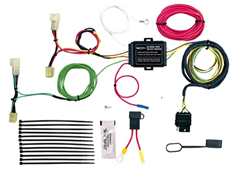 image unavailable  image not available for  color: hopkins 43624 plug-in simple  vehicle wiring kit