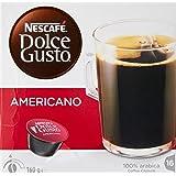 NESCAFÉ Dolce Gusto Cafe Americano Coffee Pods, 16 Capsules (16 Serves) 160g