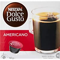 NESCAFÉ Dolce Gusto Cafe Americano, 16 capsules (128g)