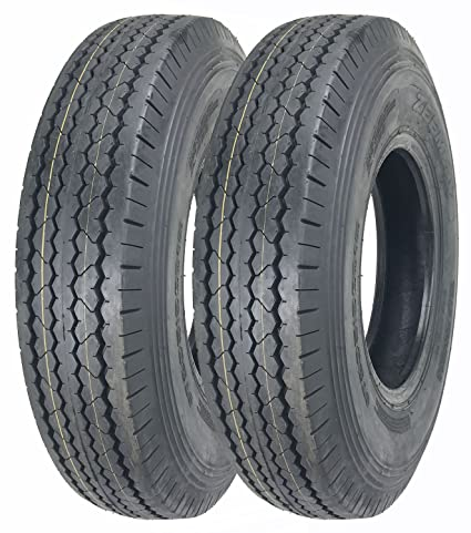 Amazon Com 2 New Zeemax Heavy Duty Trailer Tires St225 90d16 7 50