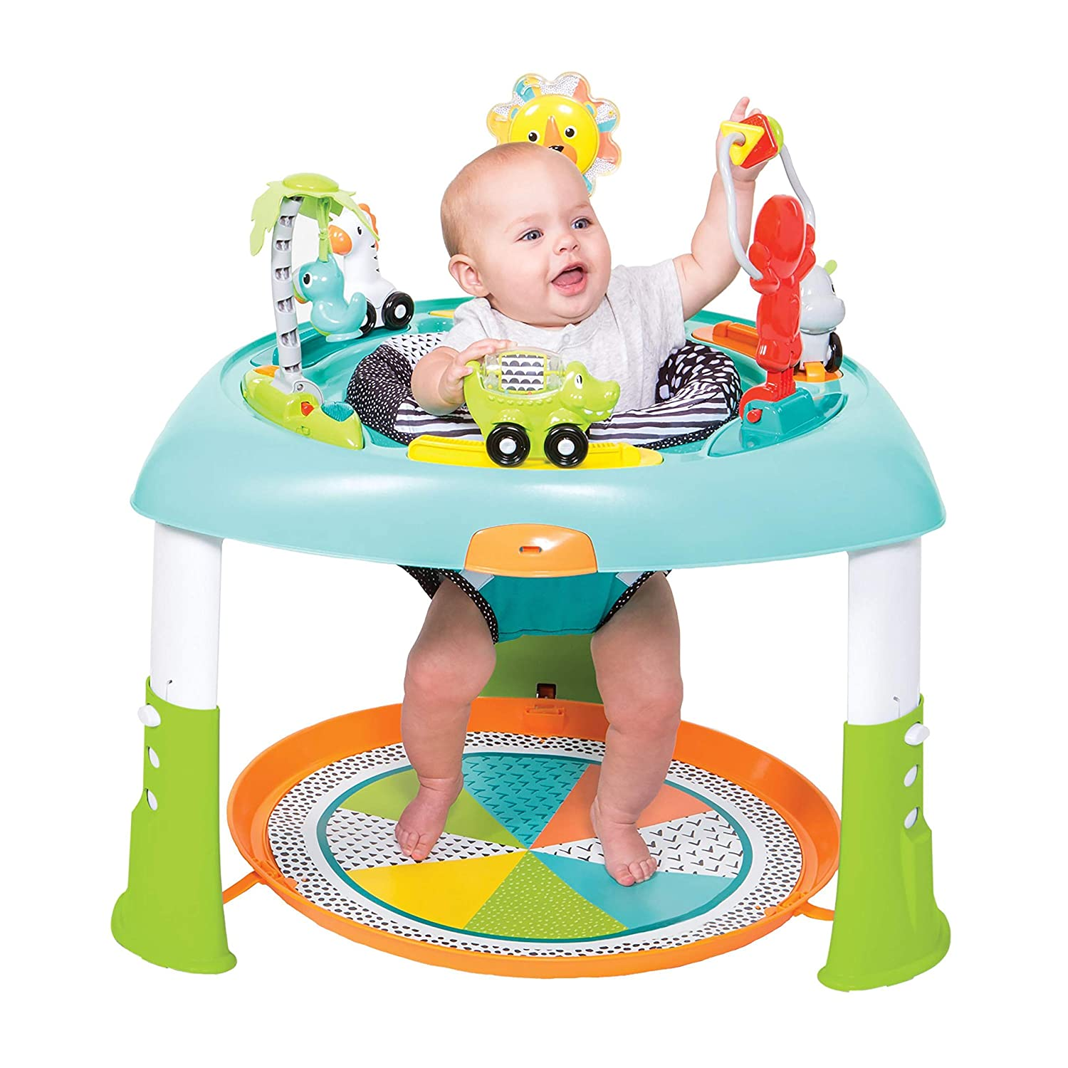 Baby Gear Activity Centers Lower Price with Evenflo Life In The Amazon Exersaucer Upper Leg W/ Ring Replacement Part Grade Products According To Quality