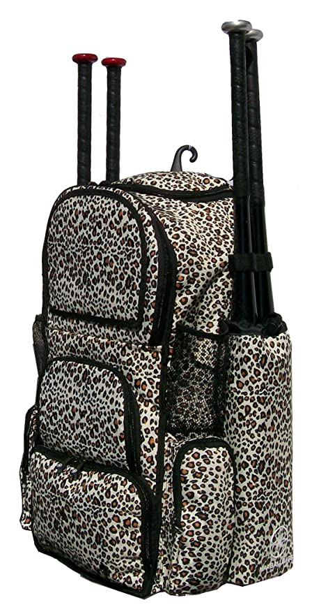 Image Unavailable. Image not available for. Color  Cheetah Print Camouflage  Chita II (L) Adult Softball Baseball Bat Equipment Backpack 55e34be12761f