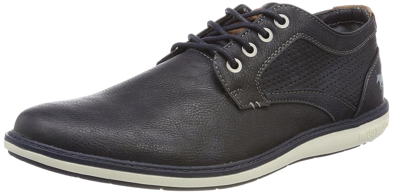 Mustang Herren 4111-302-820 Sneaker Blau (Navy 820)